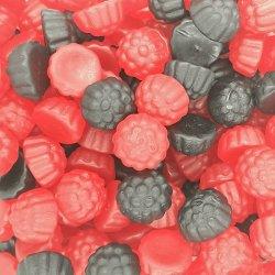 achat bonbon mûre rouge et noir pas cher