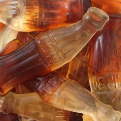 Bouteille Coca Haribo