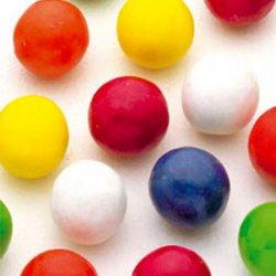 Boules de Chewing-Gum Variées