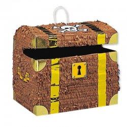 Piñata Coffre de Pirate
