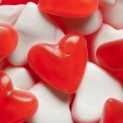 Coeurs Haribo