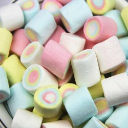 Bonbons Nuages Fournis Fini