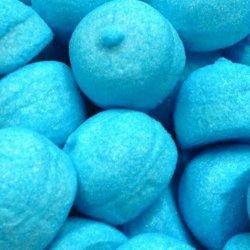 Flocons de Guimauve Bleue