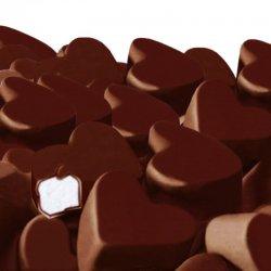 Coeurs Chocolat au Lait