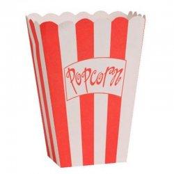 8 Grandes Boîtes de Pop Corn
