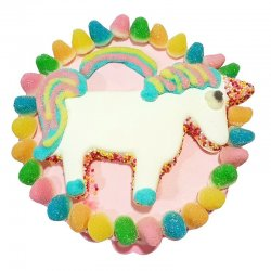 Gâteau de Bonbons Licorne 330 G