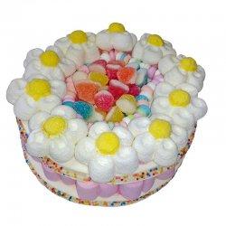 Gâteau de Bonbons Fleurs 350 G