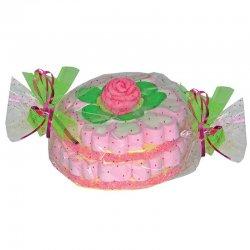 Gâteau de Guimauves Roses 380 G