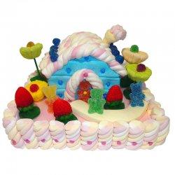 Gâteau de Bonbons en Maison 530 G