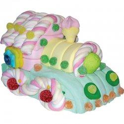 Gâteau de Guimauves Train 540 G