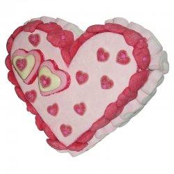 Gâteau de Guimauves en Coeur 355 G