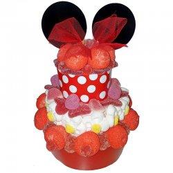 Gâteau de Bonbons Minnie Mouse 500 G
