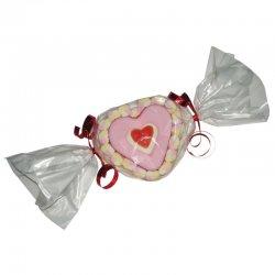Gâteau de Bonbons en Coeur 100 G
