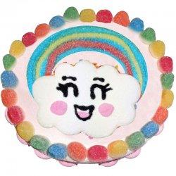 Gâteau de Bonbons Dessin Nuage 370 G