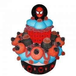 Gâteau de Bonbons Spider Man 600 G