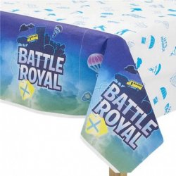 1 Nappe De Fortnite Battle Royale en Plastique 137 X 243