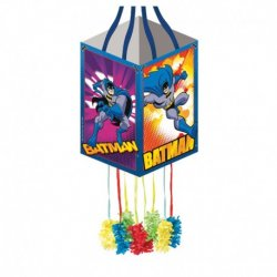 1 Piñata De Batman Carrée