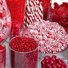 Bonbons Rouges