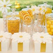 Bonbons Jaunes