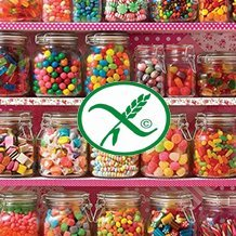 Bonbons sans Gluten