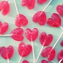 Bonbons Coeurs