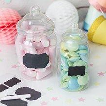Étiquettes Candy Bar