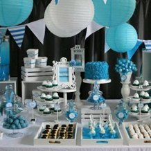 Candy Bar Bleu