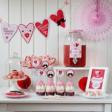 Candy Bar Saint Valentin