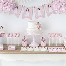 Candy Bar Communion Fille