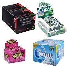 Boîtes de Chewing-Gums