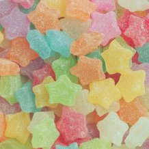 Bonbons Etoiles
