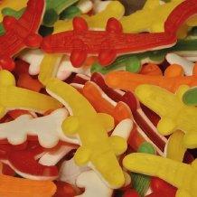 Bonbons Crocodiles